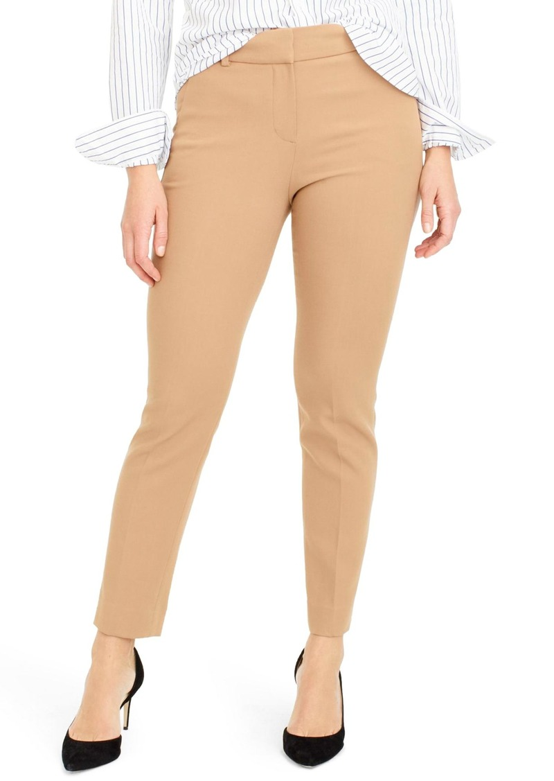 7485eb27f8d J.Crew J.Crew Cameron Four Season Crop Pants (Regular   Petite ...