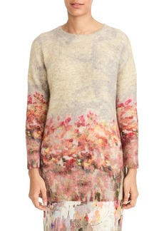 J.Crew Collection Impressionist Sweater