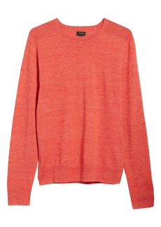J.Crew Cotton Blend Crewneck Sweater