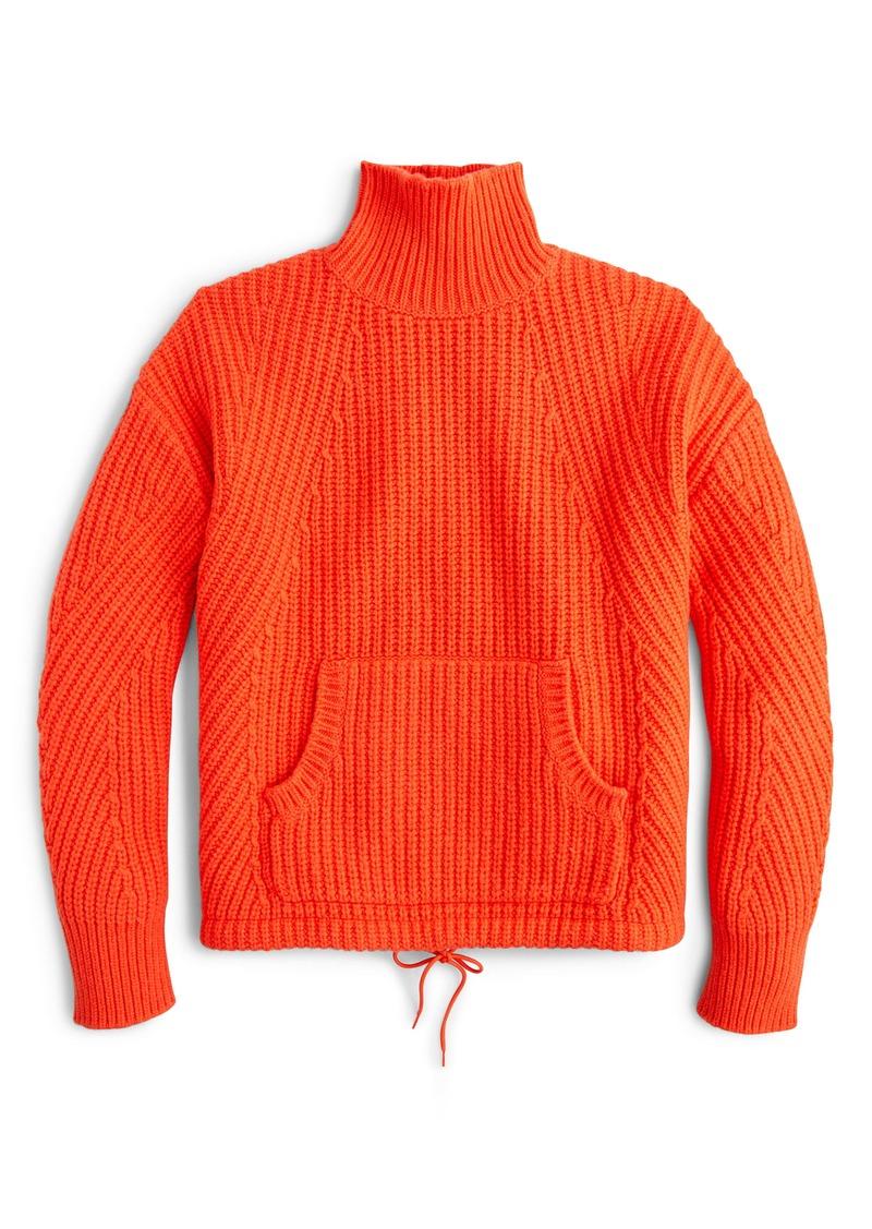 J.Crew Cozy Après-Ski Turtleneck Sweater