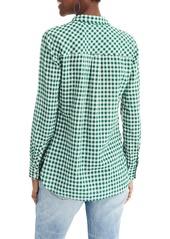 fdc1ac5b93f J.Crew J.Crew Crinkle Gingham Boy Shirt (Regular   Petite)