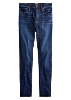 J.Crew Curvy Toothpick Jeans (Blue Shadow)