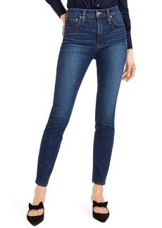 J.Crew Curvy Toothpick Jeans (Dryden)