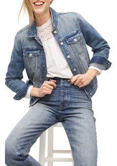 J.Crew Denim Jacket (Brilliant Day Wash)