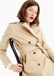 J.Crew Dion Trench Coat (Regular & Petite)