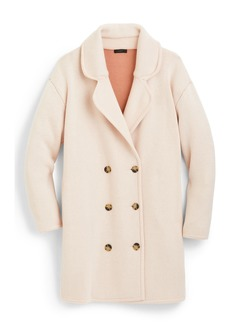 J.Crew Double Breasted Sweater Coat