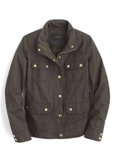 J.Crew Downtown Field Jacket (Petite)