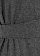 e6b90862464b J.Crew J.Crew Draft strapless wool jumpsuit
