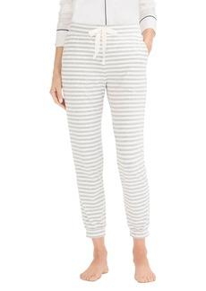 J.Crew Dreamy Stripe Pajama Jogger Pants