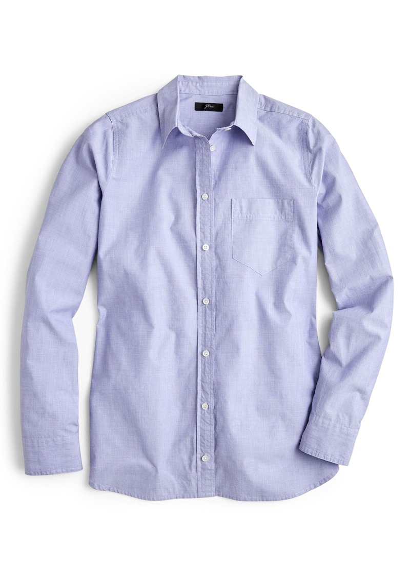 J.Crew End on End Boy Shirt (Regular)