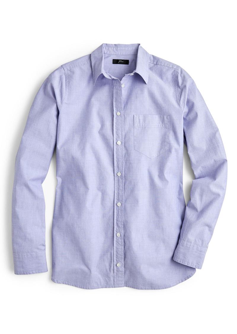 J.Crew End on End Boy Shirt (Regular)