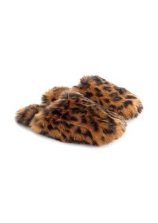 J.Crew Faux Fur Slipper (Women)