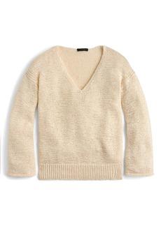J.Crew Flare Sleeve Swing Sweater