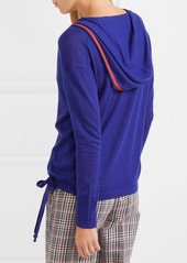 J.Crew Hooded cashmere sweater