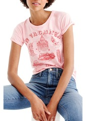 J.Crew In Vacanza Graphic Tee