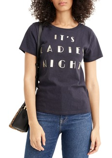 J.Crew Ladies' Night Tee