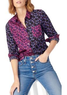 J.Crew Liberty® Print Slim Perfect Shirt