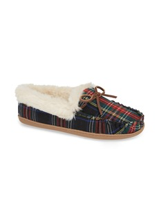 J.Crew Lodge Faux Shearling Moccasin