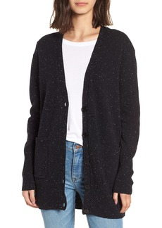 J.Crew Long Donegal Wool Cardigan