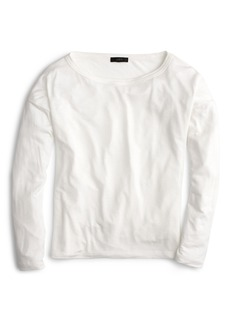 J.Crew Long Sleeve Tencel® Tee