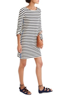J.Crew Stripe T-Shirt Dress