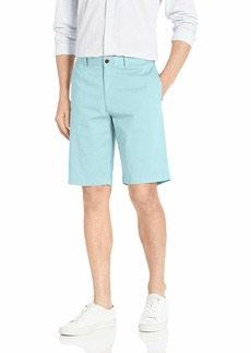 "J.Crew Mercantile Men's 11"" Inseam Flat-Front Stretch Chino Short"