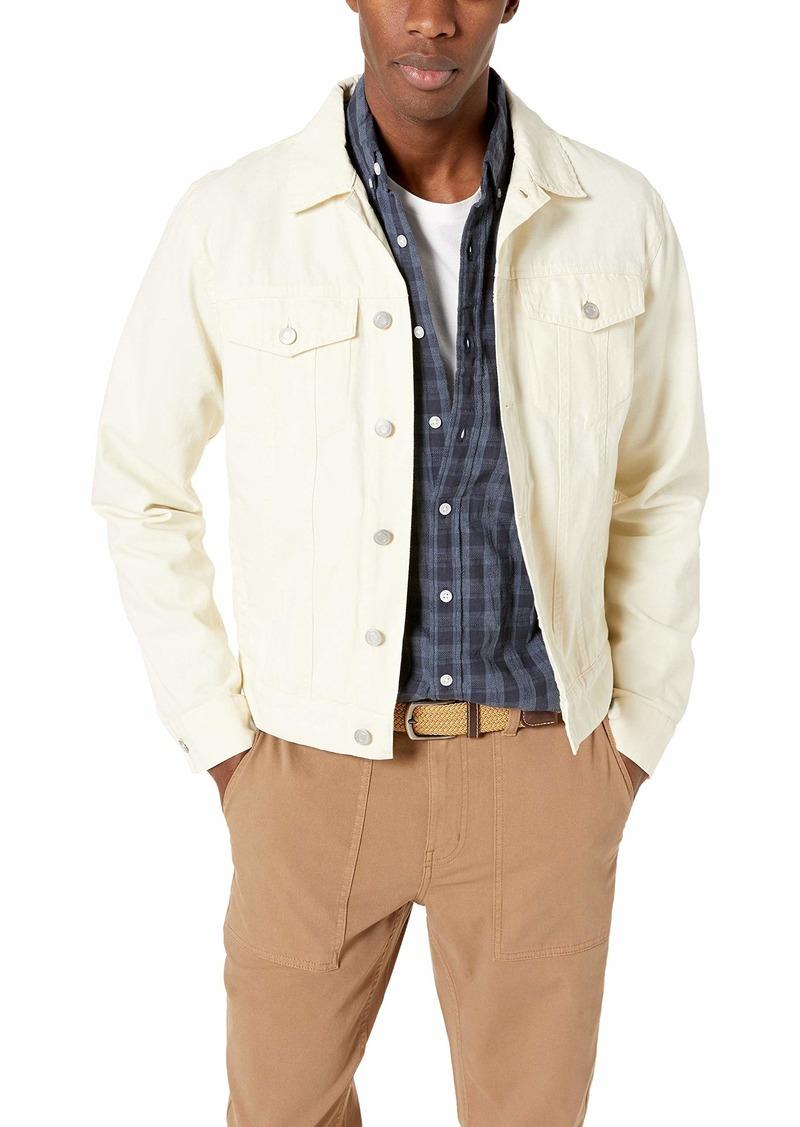 J.Crew Mercantile Men's Canvas Trucker Jacket  XL