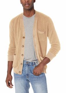 J.Crew Mercantile Men's Cotton Pique Cardigan  XS