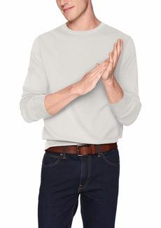 J.Crew Mercantile Men's Cotton Pique Crewneck Sweater  M