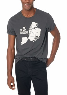 J.Crew Mercantile Men's Five Boroughs Graphic T-Shirt  M
