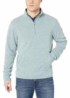 J.Crew Mercantile Men's Fleece Half-Zip Pullover  M
