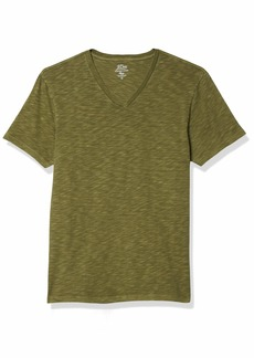 J.Crew Mercantile Men's Garment Dye V-Neck T-Shirt  XL
