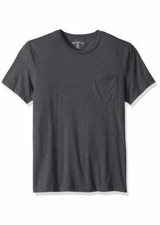 J.Crew Mercantile Men's Heathered Crewneck Pocket T-Shirt  L