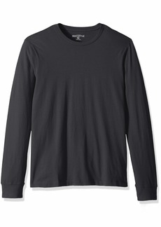 J.Crew Mercantile Men's Long-Sleeve Crewneck T-Shirt  XS