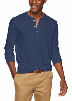 J.Crew Mercantile Men's Long-Sleeve Henley Shirt  XXL