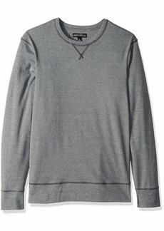 J.Crew Mercantile Men's Long-Sleeve Twisted Rib Crewneck T-Shirt  XL