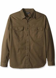 J.Crew Mercantile Men's Long-Sleeve Workshirt  L