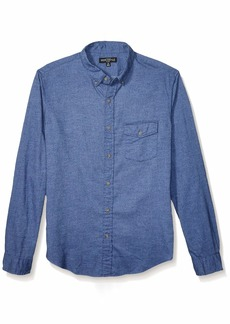 J.Crew Mercantile Men's Oxford Shirt Dark sea XS
