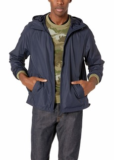 J.Crew Mercantile Men's Packable Rain Jacket  M