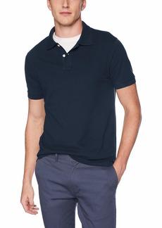 J.Crew Mercantile Men's Pique Polo Shirt  M