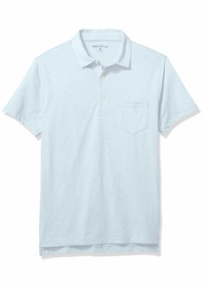 J.Crew Mercantile Men's Short-Sleeve Polo Shirt  S