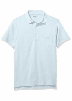 J.Crew Mercantile Men's Short-Sleeve Polo Shirt  M