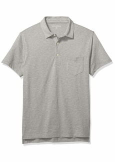 J.Crew Mercantile Men's Short Sleeve Polo Shirt  S