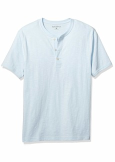 J.Crew Mercantile Men's Short-Sleeve Slub Cotton Henley  S