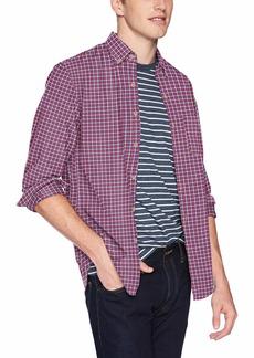 J.Crew Mercantile Men's Slim-Fit Long-Sleeve Brushed Twill Shirt  L