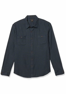 J.Crew Mercantile Men's Slim-fit Long-Sleeve Buffalo Check Flannel Shirt