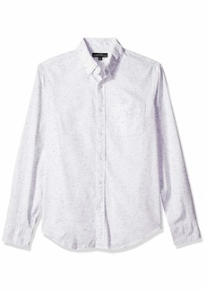 J.Crew Mercantile Men's Slim-Fit Long-Sleeve Cotton Shirt  M