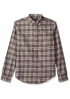 J.Crew Mercantile Men's Slim-Fit Long-Sleeve Flannel Shirt  S