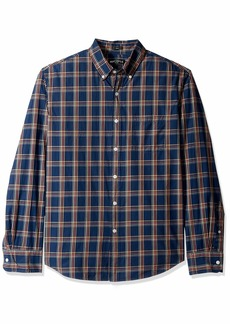 J.Crew Mercantile Men's Slim-Fit Long-Sleeve Shirt  XL