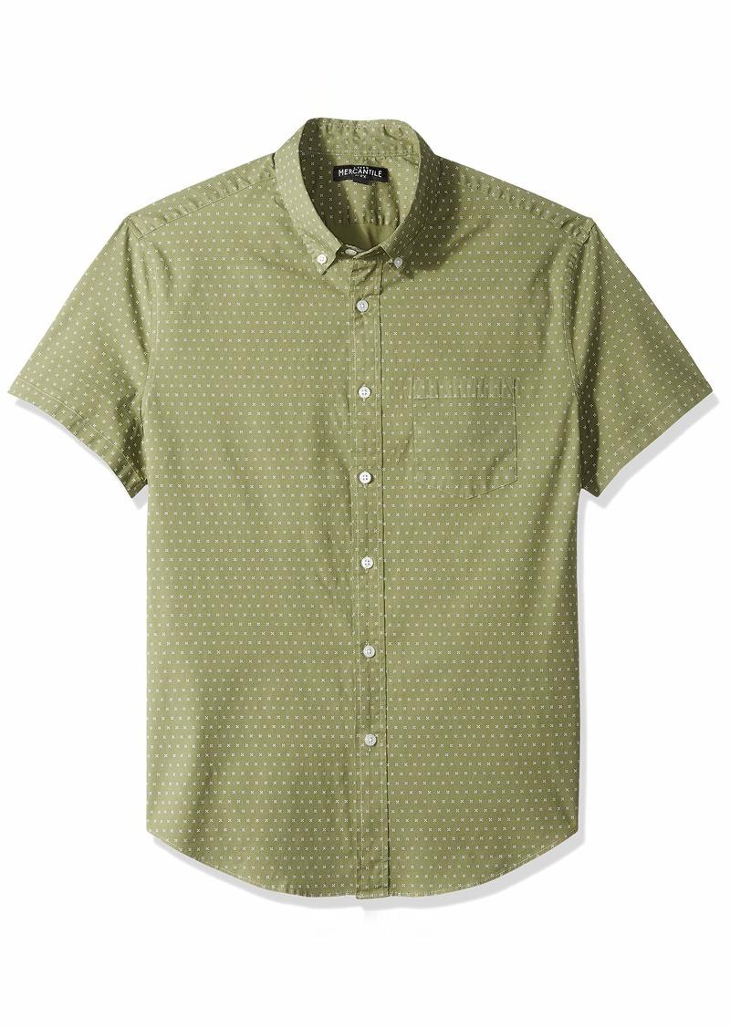 J.Crew Mercantile Men's Slim-Fit Short-Sleeve Graphic Shirt  XL